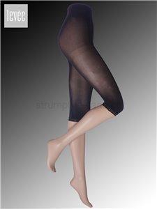Leggings mit Spitze - 399 schwarz