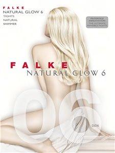 Natural Glow 6 - unsichtbare Strumpfhose