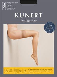 Fly & Care - Halterlose Stützstrümpfe von Kunert