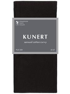 SENSUAL COTTON CURVY - Kunert Strumpfhose für weite Grössen