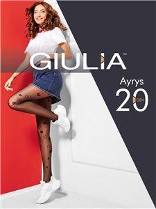 AYRYS 20 - Giulia Strumpfhose mit Herzen