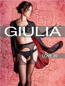 LOVE 20 - Straps-Strumpfhose von Giulia