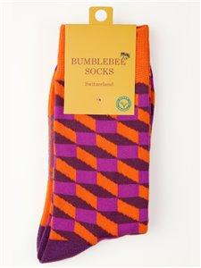 WEAR ORANGE - Bumblebee Unisex Socken