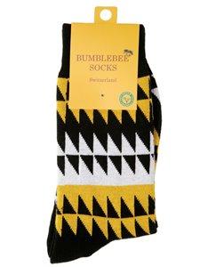 SHARP PRONGS - Bumblebee Socken für Frauen und Männer