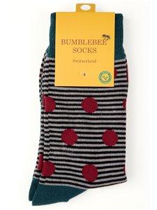 RED BERRIES - Socken für Damen und Herren von Bumblebee