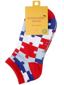PUZZLE MAKER - Bumblebee Socken für Damen und Herren