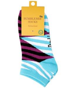 BLUE BERRY - Bumblebee Sneaker Socken
