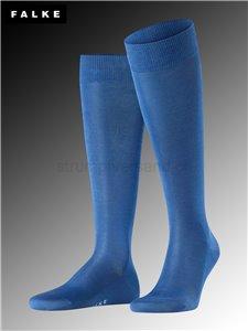 Kniesocken TIAGO - 6000 royal blue
