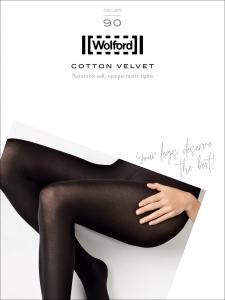 COTTON VELVET - Wolford Strumpfhosen