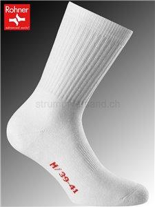 Rohner Socken CENTER COURT - 008 weiss