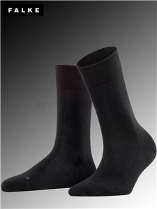 SENSITIVE LONDON Damensocken - 3009 schwarz