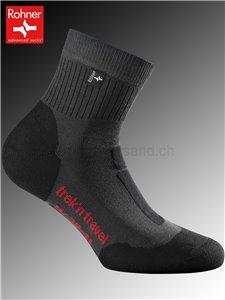 Rohner Socken TREK'N TRAVEL - 135 anthracite
