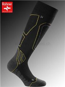 Rohner Socken CARVING WOMEN - 031 lemon