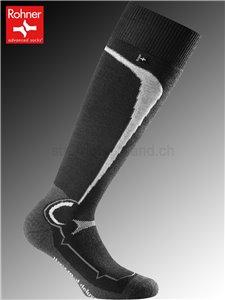 Rohner Socken THERMAL DELUXE - 009 schwarz