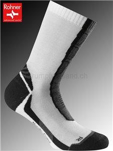 Rohner Socken NORDIC POWER - 008 weiss