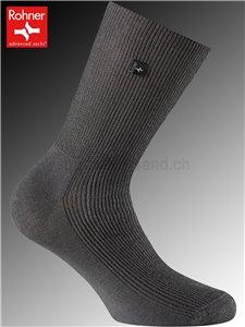 YVERDON Rohner Socken - 135 anthrazit