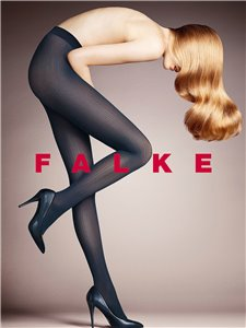 Falke - FINE RIB Strumpfhose