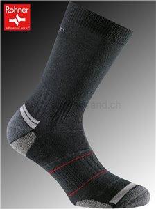 Rohner Allround Socken - 009 schwarz