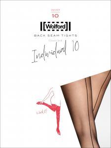 INDIVIDUAL 10 Back Seam - Wolford Strumpfhose