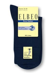Pure Cotton Sensitive - Elbeo Damensocken