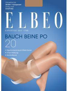 Bauch Beine Po 20 - Elbeo Strumpfhose