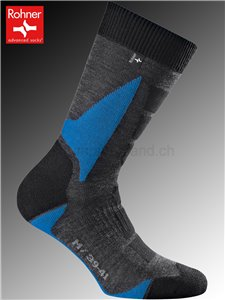 Rohner Socken BACK COUNTRY - 304 blau