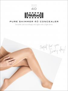 PURE SHIMMER - Wolford Strumpfhose