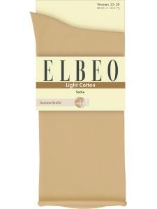 ELBEO Damen-Rollbund-Socken - Light Cotton