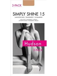 Simply Shine 15 - Söckchen extra lang