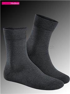 RELAX COTTON Hudson Baumwoll-Socken - 550 graumeliert